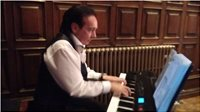 Jesmond Dene House, Newcastle upon Tyne, John Leo Horgan (Pianist)