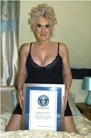 Annette Guinness World Record Oldest Page 3 2012