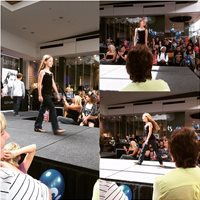 Semifinals for Tamblyn international model search