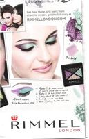 Rimmel Glam'Eyes Campaign