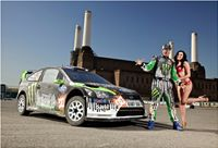 ZOO Magazine - Me with Ken Block