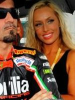 Model/Pitgirl for Aprilia 2012