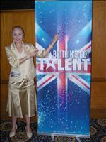 Evita Audition at Britains Got Talent