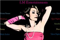 LM Entertainments For Your DJ & Karaoke Venues