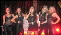 Hot dancers and myself performing to Price tag