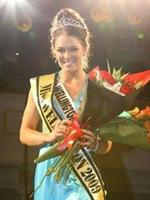 Miss Wellington 2009