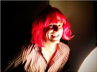 Pink wig - mid 2014
