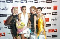 Top 4 of Top Model UK 'Natural Beauty'