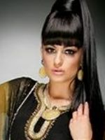Asiana Fashion Trend January 2013 (hair piece used)