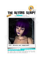 The Actors Script VII Magazine - Feb 2020