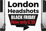 Actor Headshots London - BLACK FRIDAY DEAL
