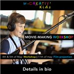 MOVIE-MAKING WORKSHOP for Kids