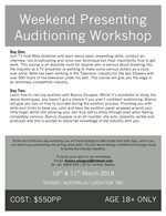 Weekend Presenting / Auditioning Workshop