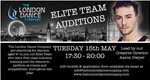 Elite Team Auditions