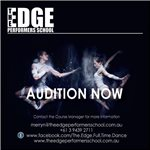 The Edge Performers School - Full Time Dance and Musical Theatre