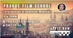 Prague Film School Information & Audition Webinar