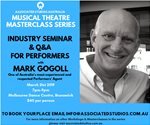 Associated Studios - Musical Theatre Masterclass Series