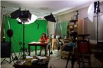 Green Screen Studio for Hire