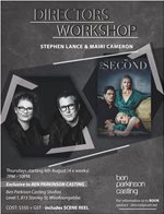 Director's Workshop for Actors