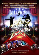 Audition for WCOPA Worldstars Hollywood National Finals