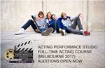 APS FULL TIME ACTING COURSE (MELBOURNE)