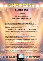 Showcase 2019 - East Anglia Auditions