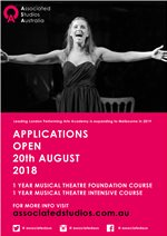 London Performing Arts Academy COMING TO MELBOURNE