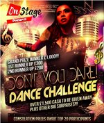 Calling all DANCERS to do a dance challenge and win up to £1000!!!