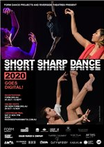 SHARP SHORT DANCE 2020 GOES DIGITAL!