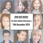 Free Audition Workshop - Children aged 4-17.