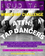 Tap Competition + Workshop
